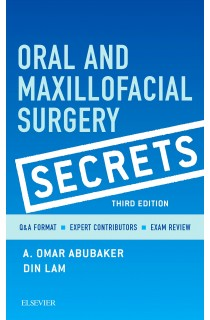 Dr. Bagheri Contributes to Oral and Maxillofacial Surgery Secrets Book