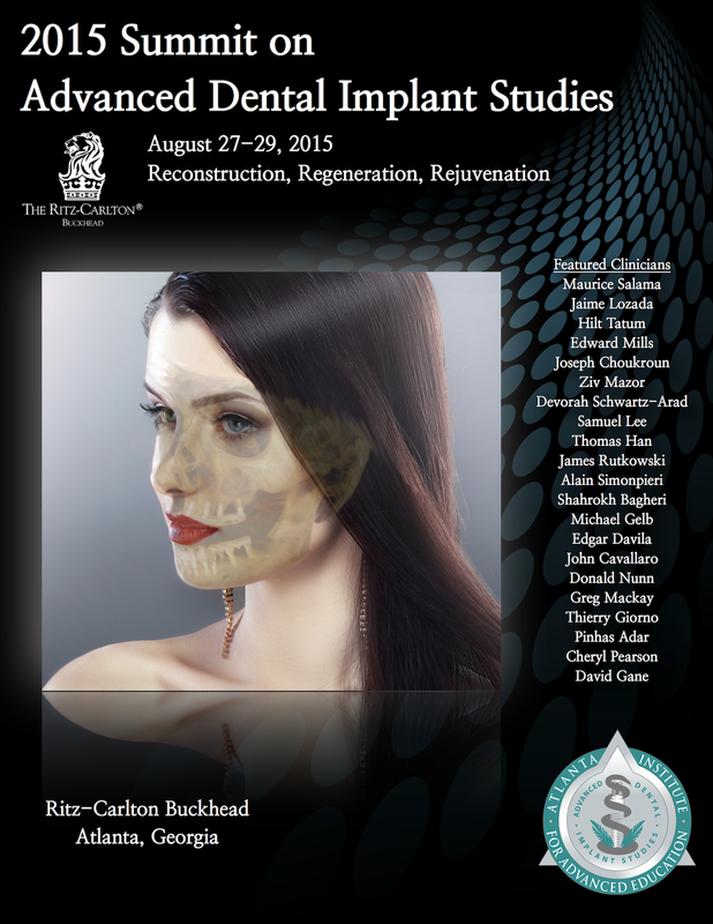 Summit on Advanced Dental Implant Studies
