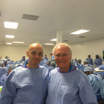 Dr. Bagheri and Dr. Meyer Lead Educational Program for Oral and Maxillofacial Surgeons on the Treatment of Trigeminal Nerve Injuries