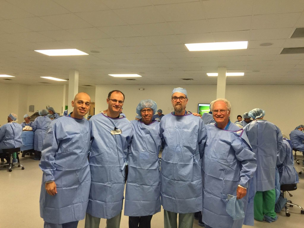 Course Faculty for Innovations and Best Practices for the Treatment of Trigeminal Nerve Injuries